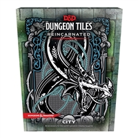 Dungeons & Dragons Dungeon Tiles Reincarnated: City