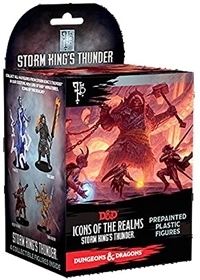 Dungeons & Dragons Icons of the Realms: Storm King's Thunder