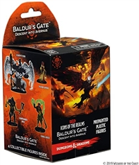 Dungeons & Dragons Icons of the Realms: Baldur's Gate Descent into Avernus Booster Pack