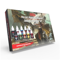 Dungeons & Dragons Nolzur's Marvelous Pigments - Adventurer's Paint Set