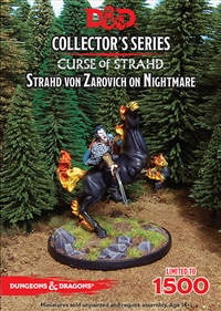 Dungeons & Dragons Collector's Series: Curse of Strahd - Strahd Von Zarovich on Nightmare