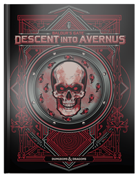 Dungeons & Dragons 5th Baldur's Gate: Descent into Avernus Alternate Hobby Store Exclusive Cover