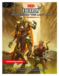 Dungeons & Dragons 5th Eberron: Rising from the Last War