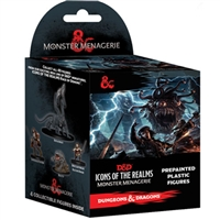 Dungeons & Dragons Icons of the Realms: Monster Menagerie Booster Pack