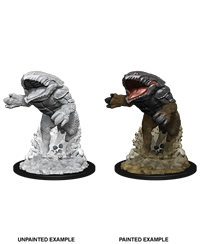 Dungeons & Dragons Nolzur's Marvelous Miniatures: Bulette