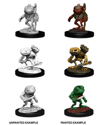 Dungeons & Dragons Nolzur's Marvelous Miniatures: Grung