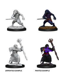 Dungeons & Dragons Nolzur's Marvelous Miniatures: Kenku Adventurers