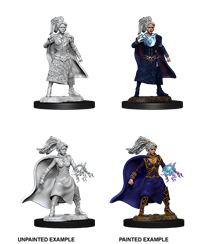 Dungeons & Dragons Nolzur's Marvelous Miniatures: Female Human Sorcerer