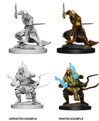 Dungeons & Dragons Nolzur's Marvelous Miniatures: Githzerai