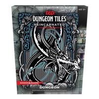 Dungeons & Dragons Dungeon Tiles Reincarnated: Dungeon