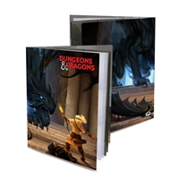 Dungeons & Dragons Ultra Pro Character Folio - Shadow Dragon
