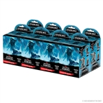 Dungeons & Dragons Icons of the Realms: Icewind Dale Rime of the Frost Maiden Booster Brick(8 Packs)