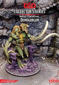 Dungeons & Dragons Collector's Series: Rage of Demons - Demogorgon