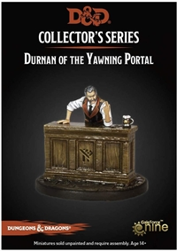 Dungeons & Dragons Collector's Series: Durnan of the Yawning Portal