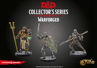 Dungeons & Dragons Collector's Series: Warforged