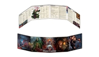 Dungeons & Dragons 5th Dungeon Master's Screen - Dungeon of the Mad Mage