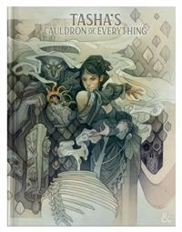 Dungeons & Dragons 5th Tasha's Cauldron of Everything - Hobby Store Alternate Collectible Cover