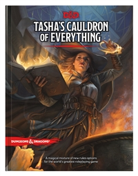 Dungeons & Dragons 5th Tasha's Cauldron of Everything