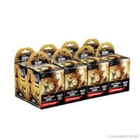Dungeons & Dragons Icons of the Realms: Eberron Rising from the Last War Booster Brick (8 Packs)