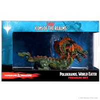 Dungeons & Dragons Icons of the Realms: Mythic Odysseys of Theros Premium Set - Polukranos, World Eater