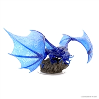 Dungeons & Dragons Icons of the Realms: Sapphire Dragon Premium Figure