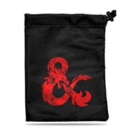 Dungeons & Dragons Treasure Nest Dice & Accessory Bag
