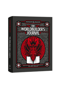 Dungeons & Dragons Worldbuilder's Journal