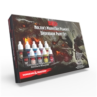 Dungeons & Dragons Nolzur's Marvelous Pigments - Underdark Paint Set