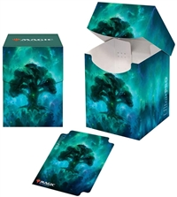 Ultra Pro 100+ Deck Box - Celestial Forests