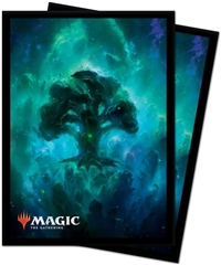 Ultra Pro Chroma Fusion Deck Sleeves (100) - Celestial Forests