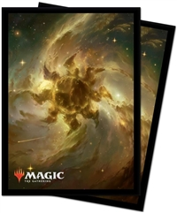 Ultra Pro Chroma Fusion Deck Sleeves (100) - Celestial Plains