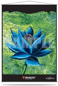 Ultra Pro Wall Scroll 68cmx95cm - Black Lotus