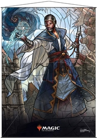 Ultra Pro Wall Scroll 68cmx95cm - Stained Glass Teferi