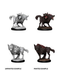 D&D Nolzur's Marvelous Miniatures: Death Dog