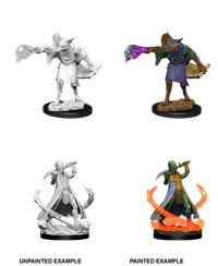 D&D Nolzur's Marvelous Miniatures: Arcanaloth & Ultroloth