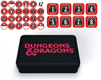 D&D Token Set: Dungeon Master