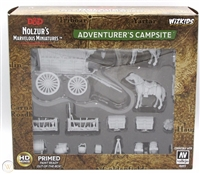 D&D Nolzur's Marvelous Miniatures: Adventurer's Campsite