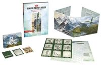 Dungeons & Dragons 5th Dunugeon Master's Screen - Wilderness Kit