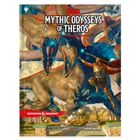 Dungeons & Dragons 5th Mythic Odysseys of Theros