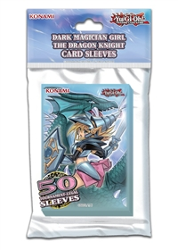 Dark Magician Girl Card Sleeves (50)