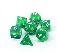 DIE HARD DICE POLY RPG SET - FEYWILD