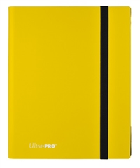 Ultra Pro 9 Pocket Pro-Binder - Yellow