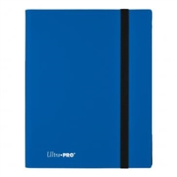 Ultra Pro 9 Pocket Pro-Binder - Blue