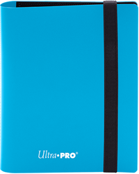 Ultra Pro 4 Pocket Pro-Binder - Sky Blue