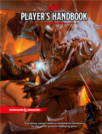 Dungeons & Dragons 2014 Player's Handbook