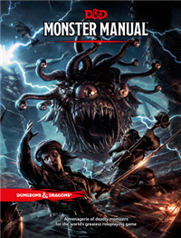 Dungeons & Dragons 2014 Monster Manual