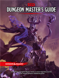 Dungeons & Dragons 2014 Game Master's Guide