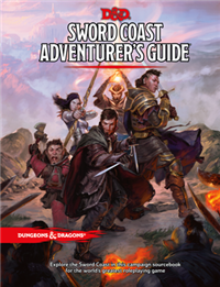Dungeons & Dragons 5th Sword Coast Adventure Guide