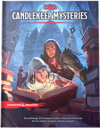 Dungeons & Dragons 5th Candlekeep Mysteries