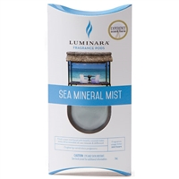Luminara  Fragrance Cartridge For Fragrance Diffusing Candles - Sea Mineral Mist